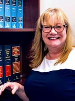Kathy Johnston, Paralegal