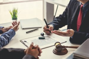 business litigation attorney in Los Angeles, CA
